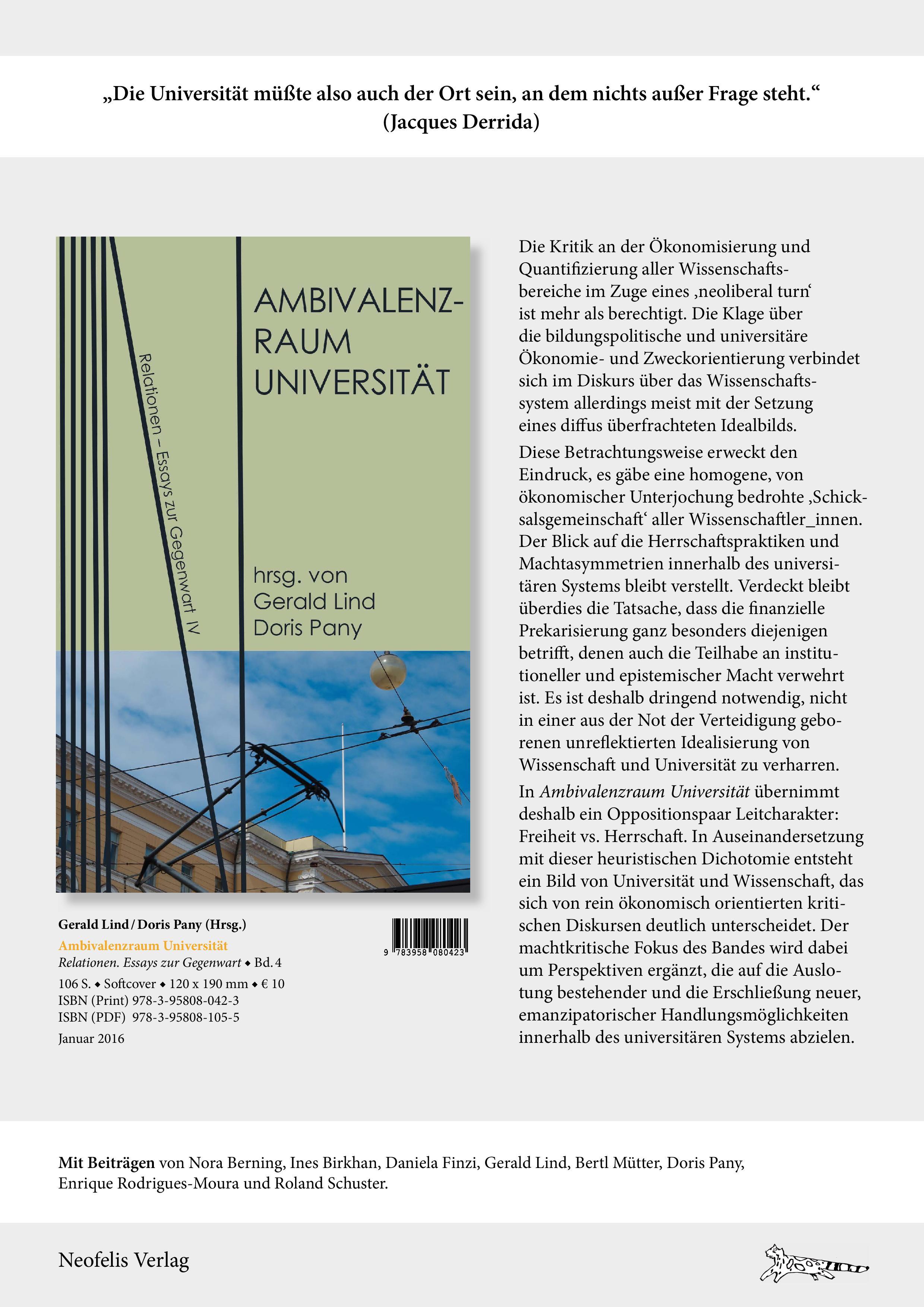 2016_Ambivalenzraum-Universität