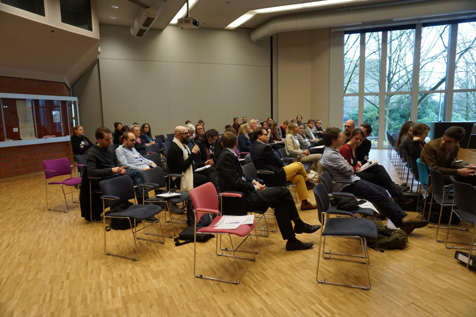 Podiumsdiskussion in Oldenburg, Jänner 2015 II