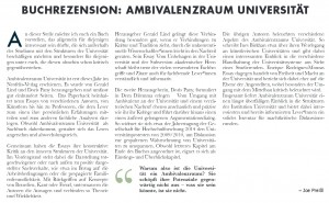 Preißl_Rezension_Ambivalenzraum_Universität_SPRACHROHR_Universität_Würzburg